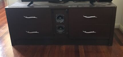 4 drawer television cabinet