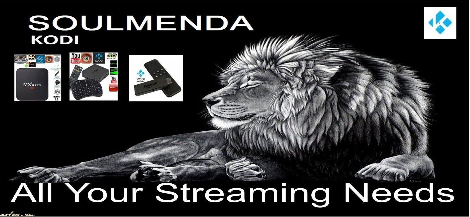 Soulmenda Streaming