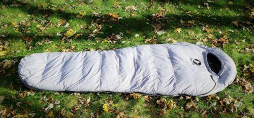 NEW Trail Lark 15°F Winter Ultralight Duck Down Sleeping Bag