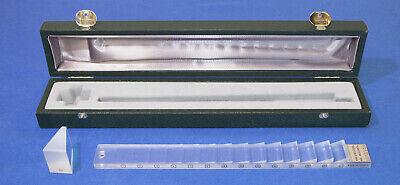 Super High Accuracy Luneau Vertical Prism Bar Set Ref. 188123