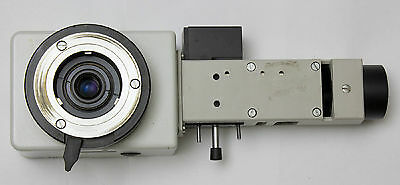 Leitz Microscope Infinity Epi Illuminator Reflected Light 0.8x