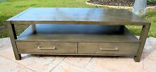 Solid 2 Drawer TV Unit/Entertainment Unit/Coffee Table Rothwell Redcliffe Area Preview