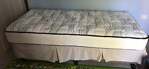 Single ensemble bed with mattress (almost new) Normanhurst Hornsby Area Preview
