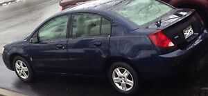 Saturn ion 2007 no taxes !!!!!