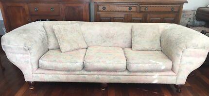 Antique 3 Piece Lounge Suite