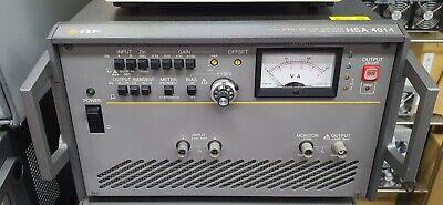 Nf Hsa4014 High Speed Bipolar Amplifier Dc-1mhz200va