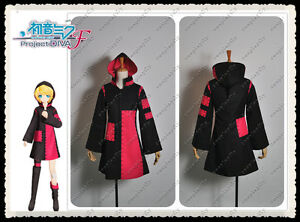 Vocaloid-Hatsune-Miku-Project-DIVA-F-Toykeo-RIN-Cosplay-Costume-Custom-Size