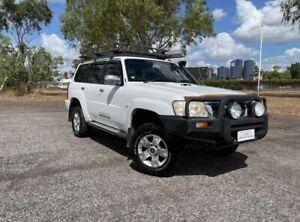 2010 Nissan Patrol ST GU 7 Manual 4x4 Diesel Durack Palmerston Area Preview