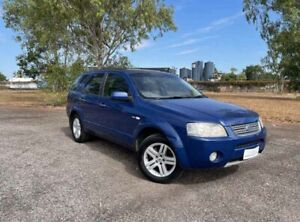 2008 Ford Territory Ghia SY Auto AWD Durack Palmerston Area Preview