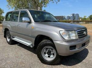 2003 Toyota Landcruiser GXL Manual 4x4 6 Cyl. 4.2L Diesel Durack Palmerston Area Preview