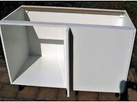 IKEA FAKTUM Corner Base Cabinet 120x70cm (801.395.88) New Boxed