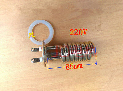 Spiral Tubular Water Heaters Heating Element Tube Heater Ac 220v 3kw 3000w