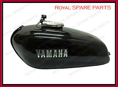 Yamaha RX100 RX125 Petrol Fuel Gas Tank With Chrome LID Cap