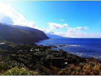 Prime Ocean Front Property in the Azores islands