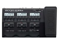 Like new ZOOM G3Xn multi effects processor pedal