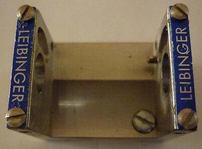 N-6 Leibinger Rotary Straight Number Machine 7 Wheel Case