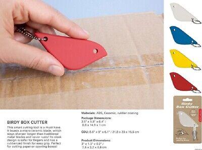 Kikkerland Bird Box Cutter