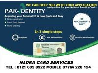 PAKISTAN ID CARD RENEWAL SERVICE
