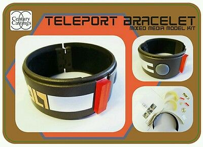Blake's 7 teleport bracelet kit liberator cosplay science fiction prop replica.