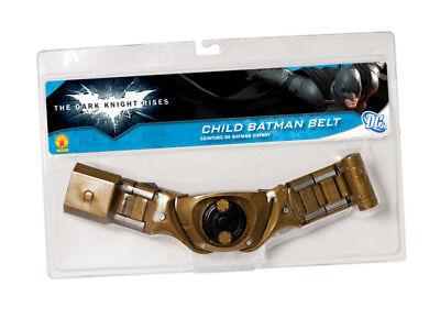 Jungen Kind Batman The Dark Knight Rises Deluxe Leuchtend Gürtel Kostüm Zubehör ()