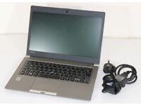 "Laptop Toshiba Portégé Z30-A-17R 13.3"" Intel Core i3 4010u 4GB, 60G SSD 11ac Ultrabook"