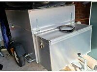 Box trailer/ camping trailer