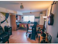 Modern flat 2 bedrooms furnished 5 mins walking from Merchant City, City Centre