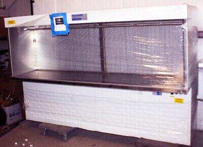 Never Used Baker Company 8 Edgegard Laminar Flow Clean Bench Hood Eg-8252