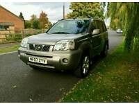 2007 Nissan X Trail 2.2 DCI Columbia Genuine 60,000 miles!
