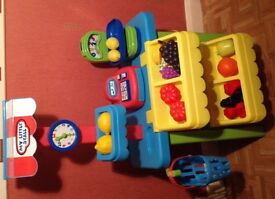 Toy Shop / Market Stall