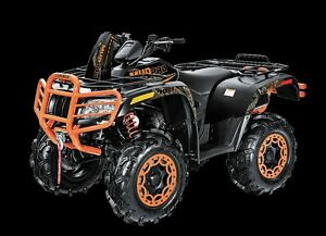 2017 Arctic Cat Mudpro 700 Limited EPS -