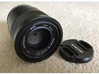 Sony FE Zeiss 55mm f/1.8 A7 A7R A7RII A7II A7S A7SII