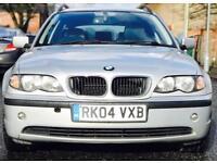2004 (MAR04) BMW 318I SE TOURING - PETROL - LONG MOT - SERVICE HISTORY - ESTATE