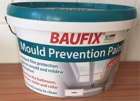 Baufix mould prevention paint 2.5 litres white