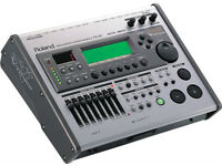 ROLAND V Drums TD-20 drum module brain. memory card. Excellent functions. VEX upgraded 7x packs