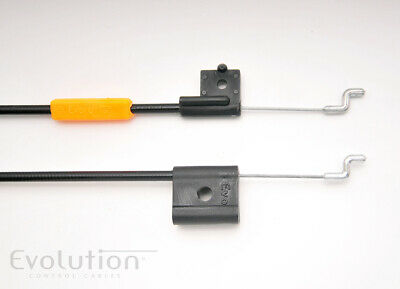 Stop Cable lawn mower replaces Murray OEM: 8416, 43749,42363 By - Evolution Cable