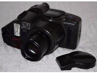 Olympus AZ-330 Superzoom 35mm film camera