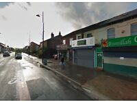 Takeaway Hot Fast Food Shop Business For Sale - Busy Main Road - Residential Area - Cheap Rent