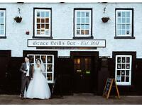 ***UPDATE*** Wedding photography offer - Perfect Opening Line