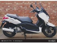 63 Reg Yamaha 250cc XMAX with super low mileage of 631!