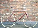 Beautiful Lightweight Single Speed freewheel/Not fixie, Serviced