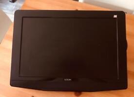 HD ready LCD TV/DVD