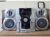 Tape/CD/Radio