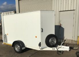 Ifor Williams box trailer BV84-G