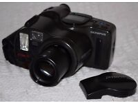 Olympus AZ-330 Superzoom 35mm film camera
