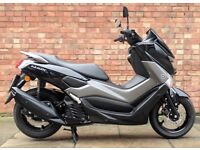 Yamaha NMAX 125, Spotless Condition, only 1120 miles, (17 REG)