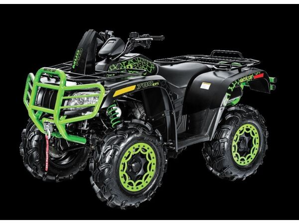 Used 2016 Arctic Cat MUDPRO 700 LIMITED EPS