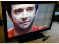 """SAMSUNG 50"""" TV FULL HD BUILT IN FREEVIEW EXCELLENT CONDITION WITH REMOTE CONTROL HDMI FULLY WORKING"""