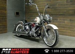 1988 Harley-Davidson FLSTC Heritage Softail Classic Moto d expos