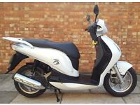 14 Reg Honda PES 125 with just 2248 miles